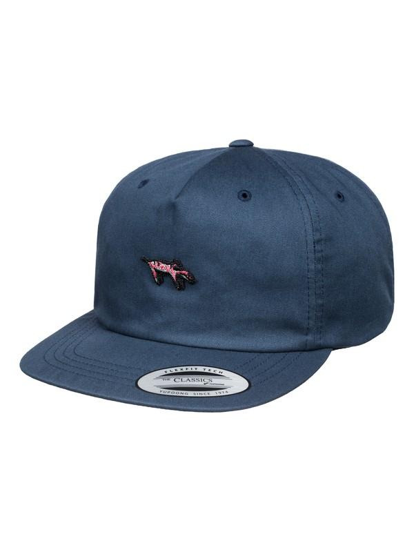 0 The Dog Snapback Hat  AQYHA03298 Quiksilver