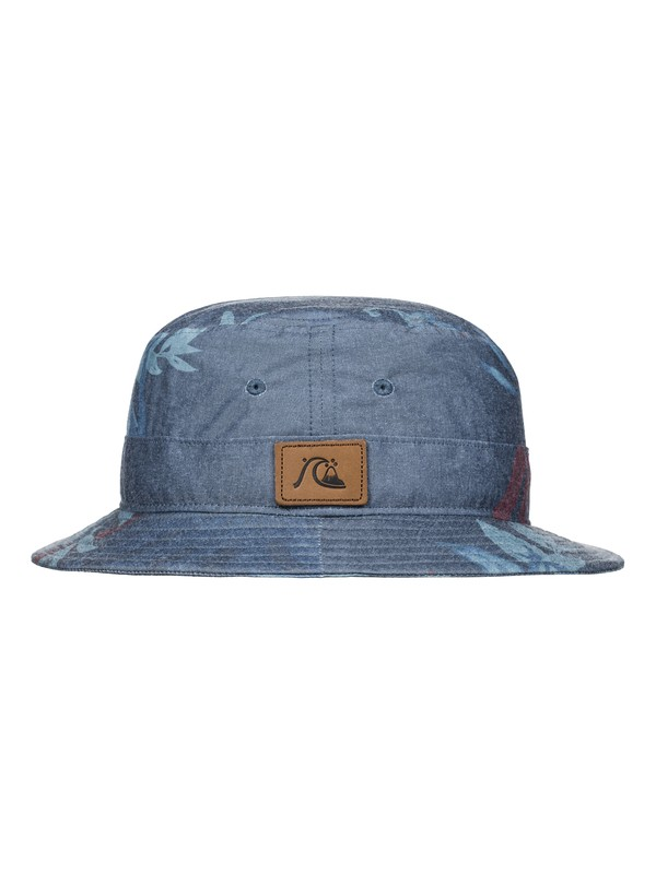 0 Duckets - Cappello bucket con stampa all-over  AQYHA03303 Quiksilver