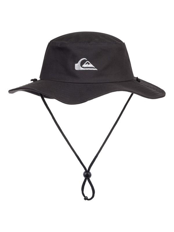 0 Bushmaster  - Sombrero Safari Negro AQYHA03314 Quiksilver