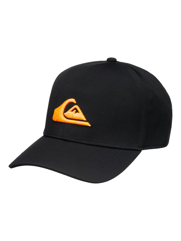 0 Mountain & Wave Black - Casquette new era  AQYHA03315 Quiksilver