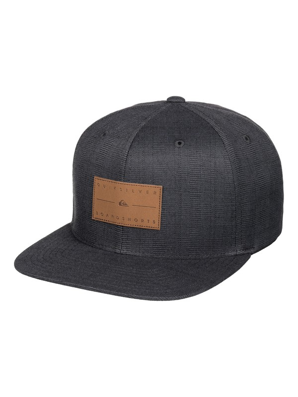0 Luxsten Stretch Fit Hat  AQYHA03337 Quiksilver