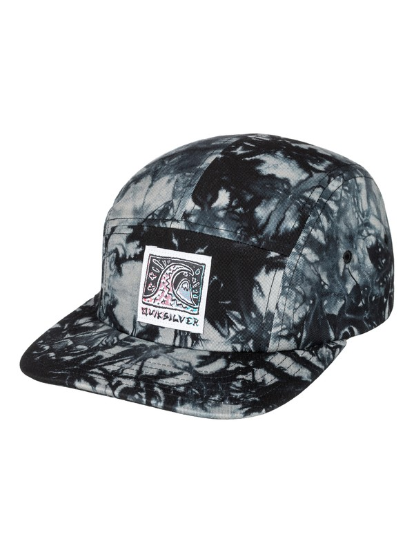 0 Beach Warrior Camper Hat  AQYHA03357 Quiksilver