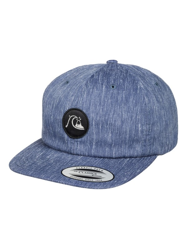 0 Ghetto 6-Panel Hat  AQYHA03358 Quiksilver