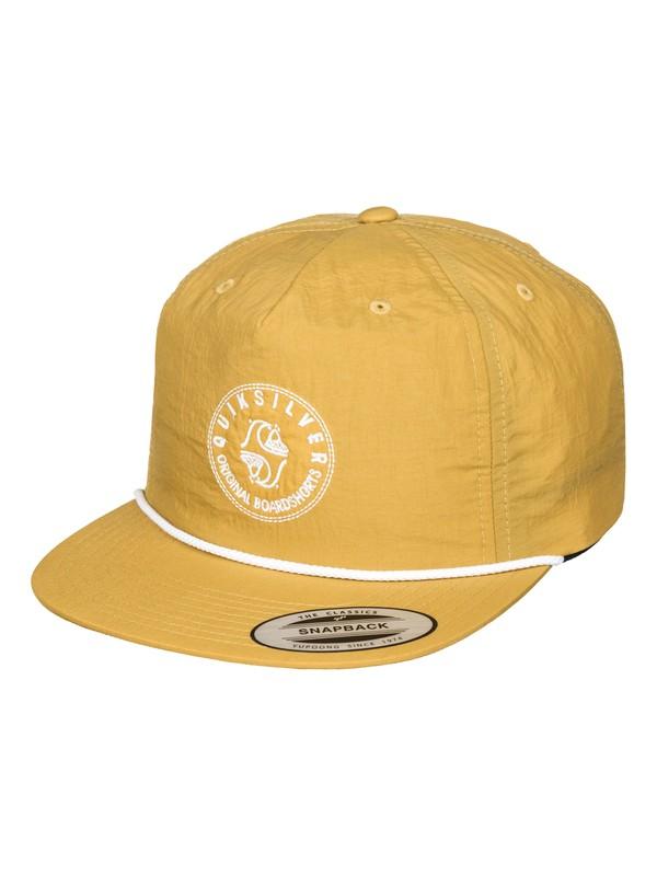 0 Rasher Snapback Hat  AQYHA03361 Quiksilver