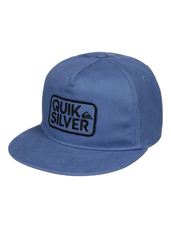 0 Barstay Snapback Hat  AQYHA03386 Quiksilver