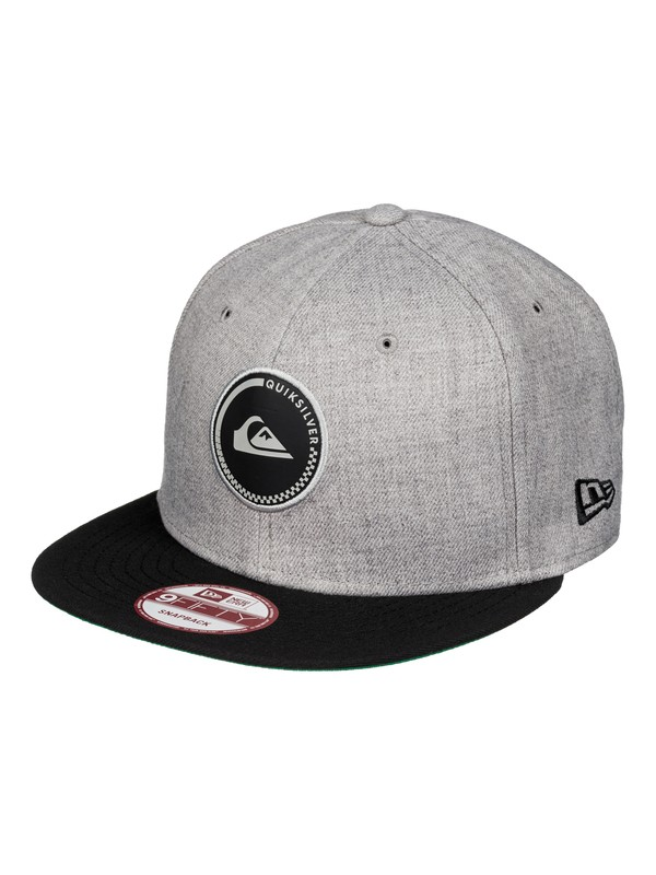 0 Stake - Casquette snapback  AQYHA03393 Quiksilver