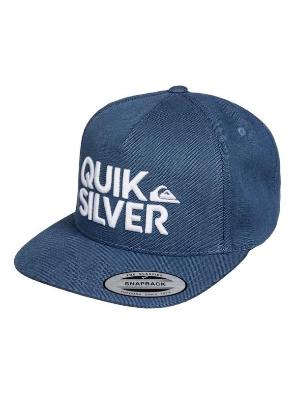 0 Overunder - Snapback Cap  AQYHA03394 Quiksilver