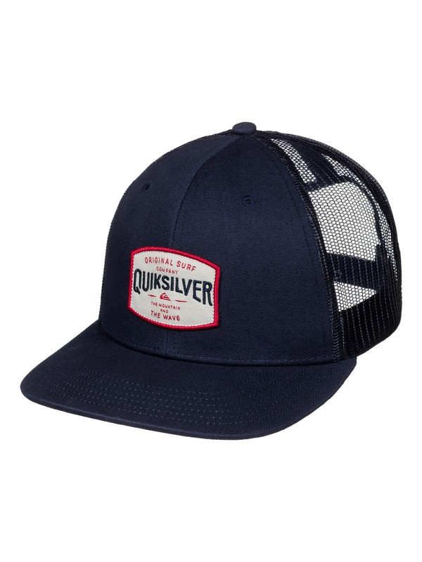 0 Days - Casquette Trucker  AQYHA03398 Quiksilver