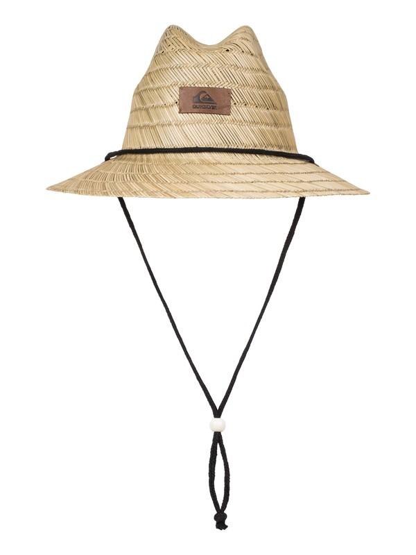 0 Beach Side  Straw Hat  AQYHA03414 Quiksilver