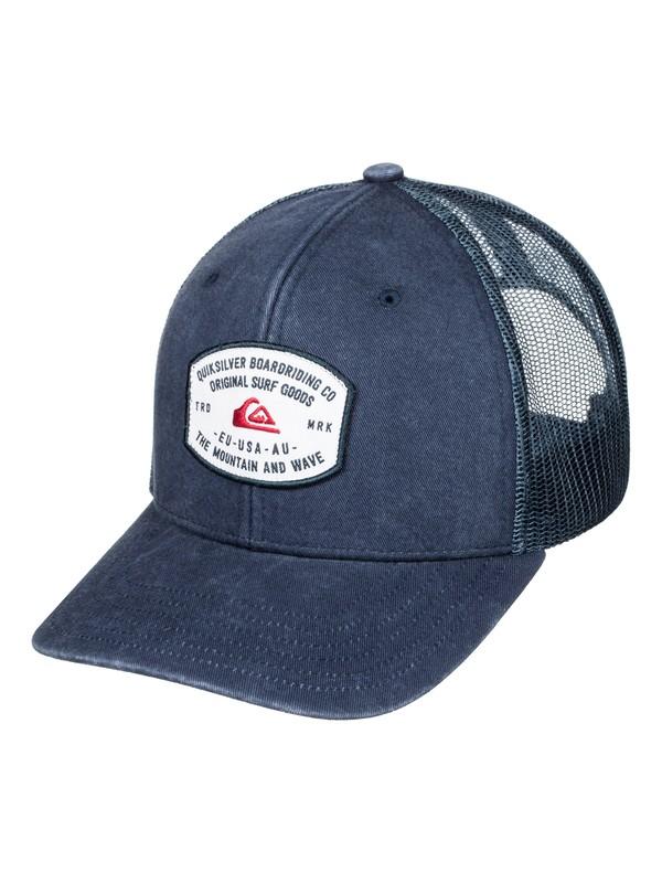 0 Simpletons Trucker Hat  AQYHA03467 Quiksilver