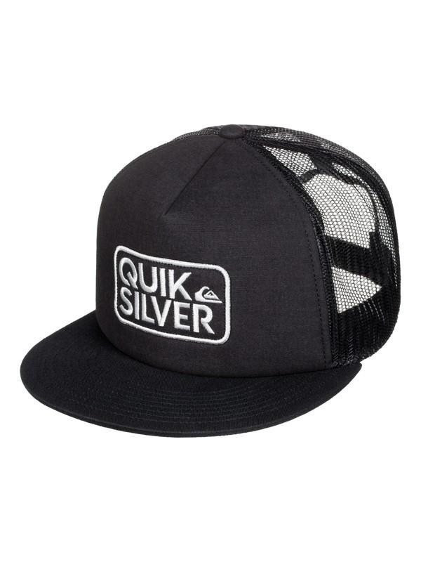 0 Barstay Trucker Hat  AQYHA03486 Quiksilver
