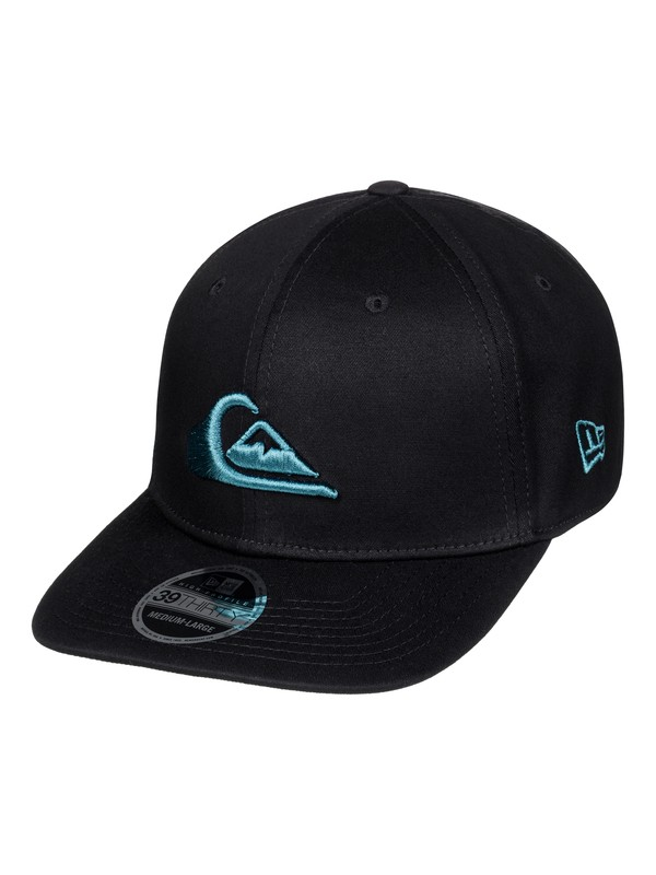 0 Mountain & Wave New Era Hat Blue AQYHA03487 Quiksilver