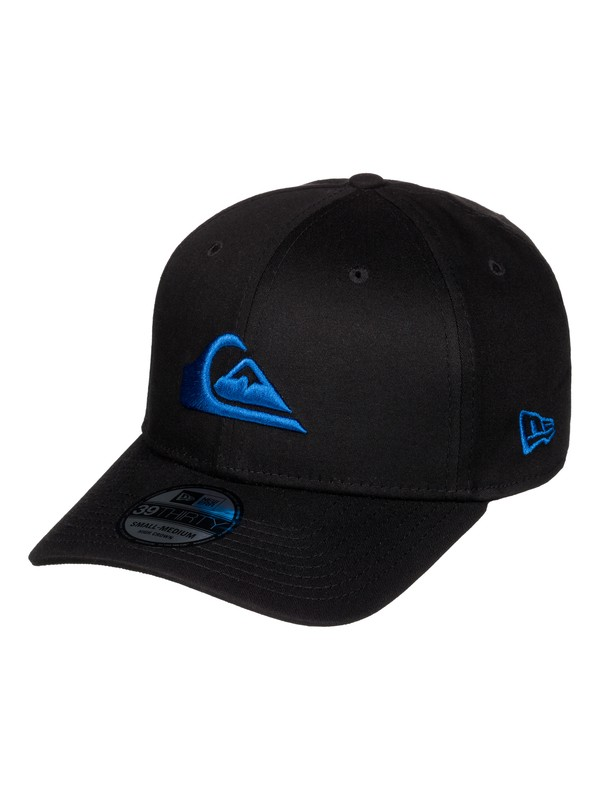 0 Mountain & Wave Black - Casquette Bleu AQYHA03487 Quiksilver
