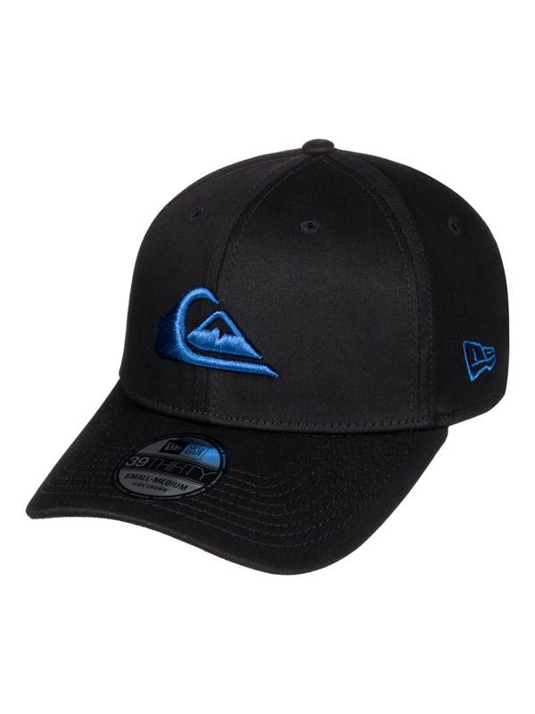 0 Mountain & Wave Black - Casquette Bleu AQYHA03487 Quiksilver