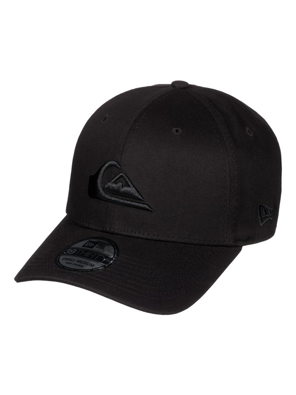 0 Mountain & Wave Flexfit Hat Black AQYHA03487 Quiksilver