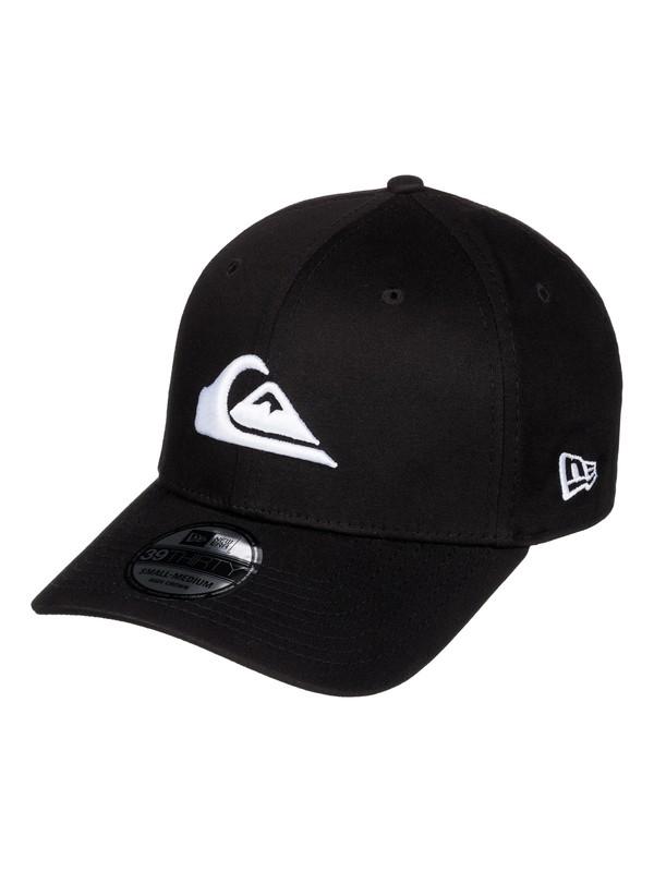 0 Mountain & Wave New Era Hat White AQYHA03487 Quiksilver