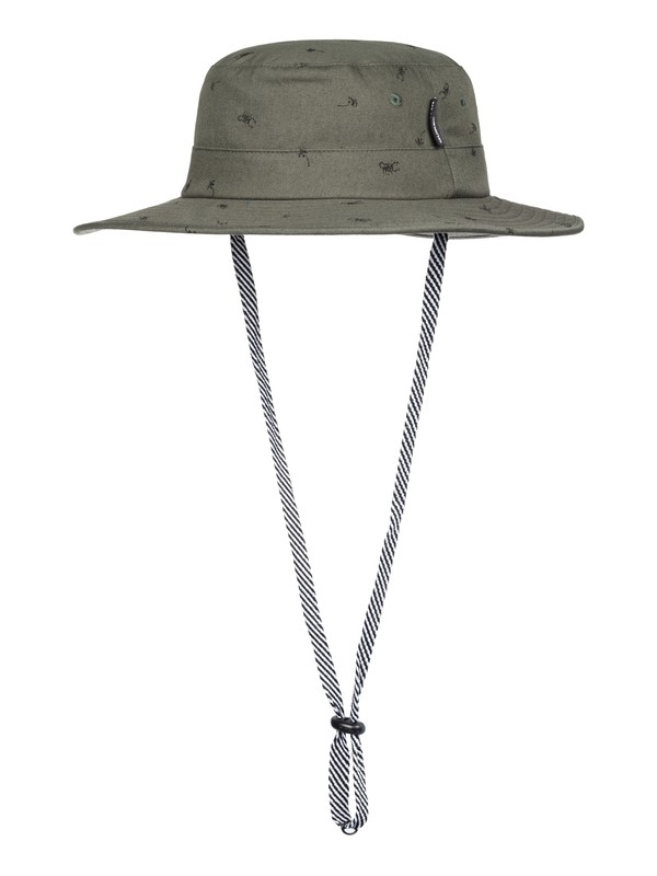 0 Commotion  Bucket Hat  AQYHA03493 Quiksilver