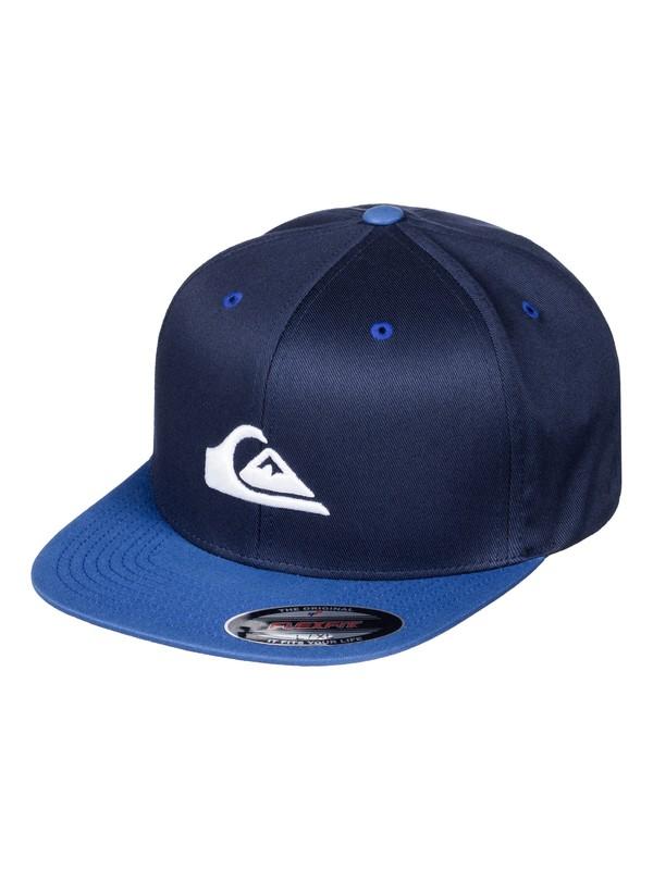 0 Stuckles - Cap Blue AQYHA03507 Quiksilver