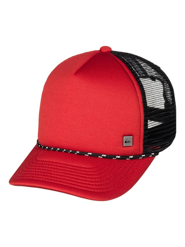 0 Top Shelf - Trucker Cap  AQYHA03510 Quiksilver