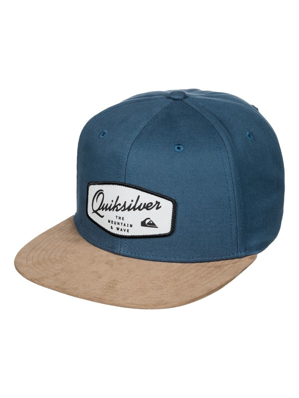 0 On Top - Casquette snapback  AQYHA03522 Quiksilver