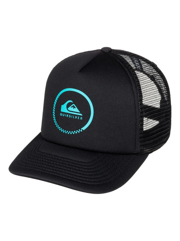 0 Always Foamer Trucker Hat  AQYHA03526 Quiksilver