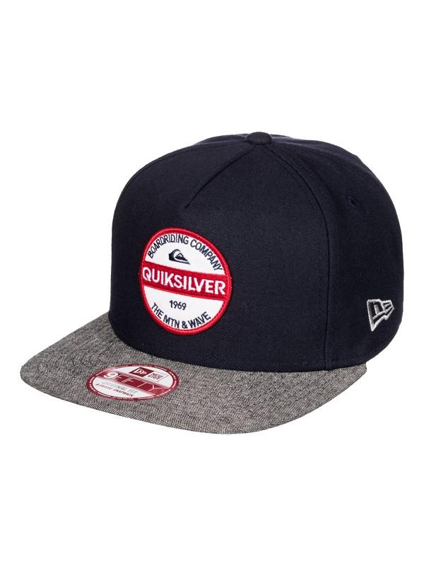 0 Craker Snapback Hat  AQYHA03530 Quiksilver