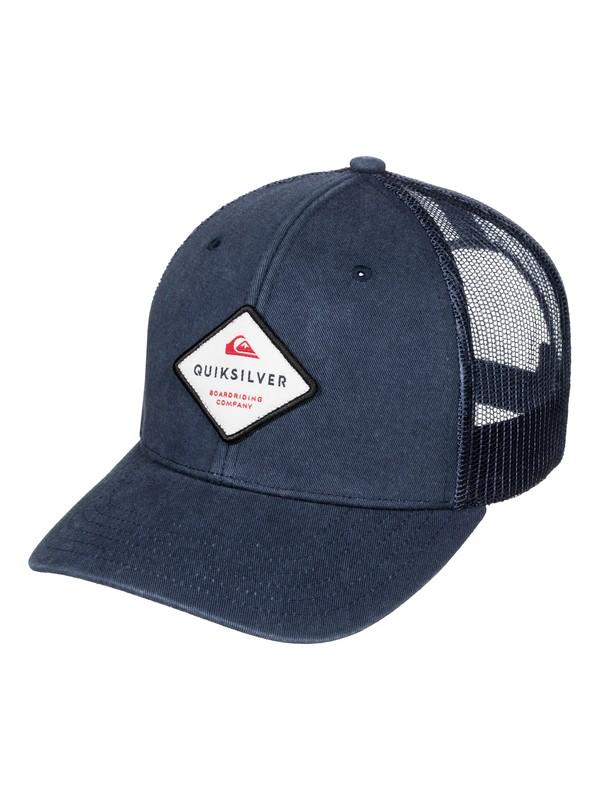 0 Lasting Trucker Hat  AQYHA03531 Quiksilver