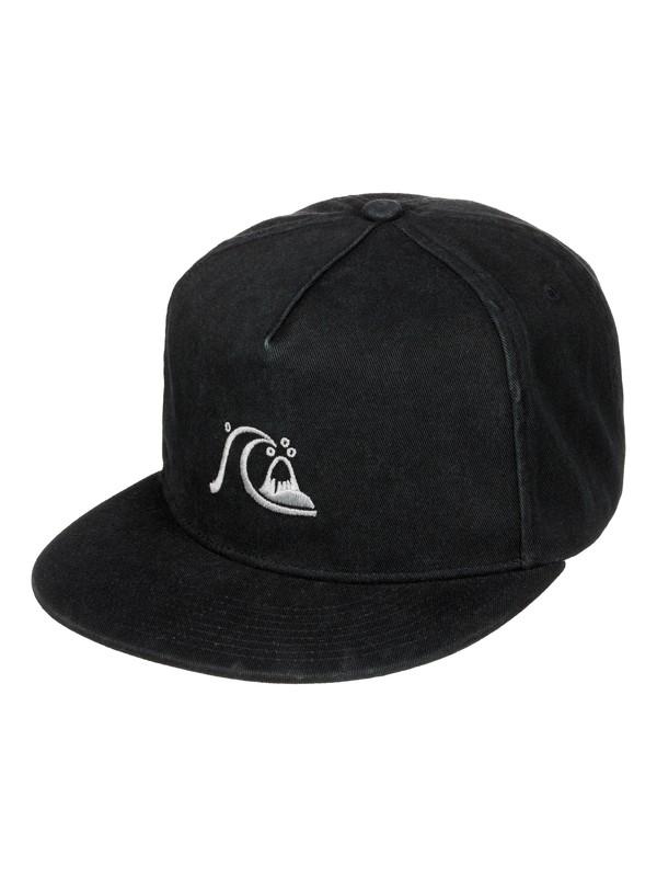 0 Rielly Snapback Hat  AQYHA03542 Quiksilver