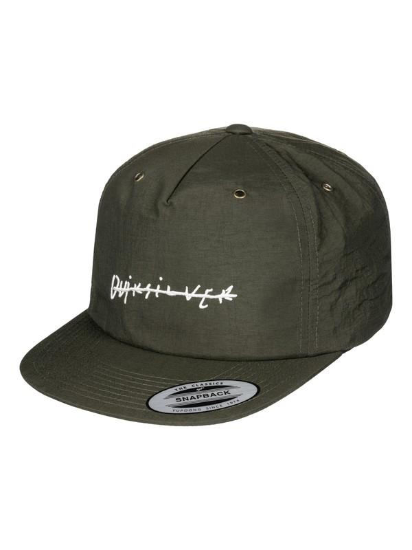 0 Barstool Snapback Hat  AQYHA03549 Quiksilver