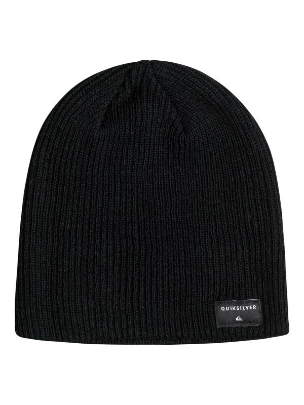 0 Cushy - Bonnet Noir AQYHA03560 Quiksilver