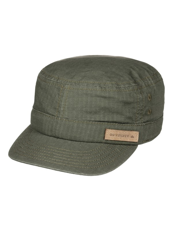 0 Renegade  - Gorra Militar Verde AQYHA03575 Quiksilver