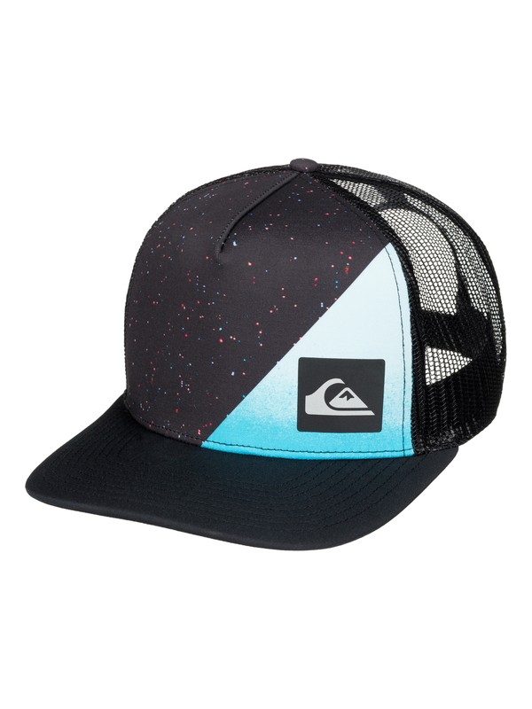 0 New Wave Comp - Trucker Cap  AQYHA03580 Quiksilver