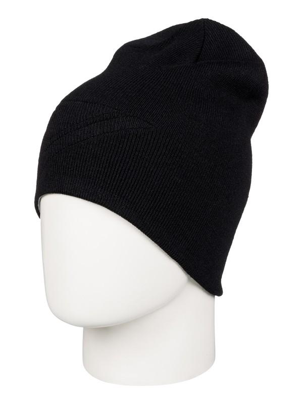 0 Heatbag Slouch - Bonnet long Noir AQYHA03596 Quiksilver