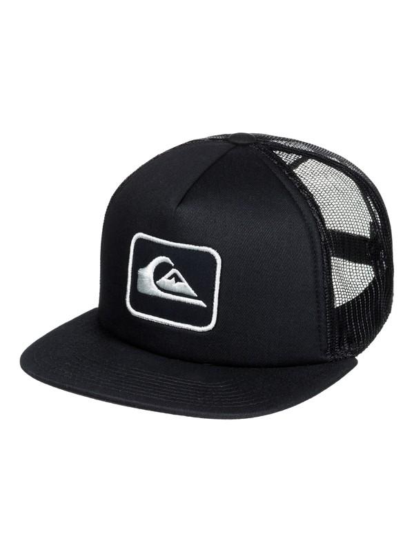 0 Roper Trucker Hat  AQYHA03608 Quiksilver