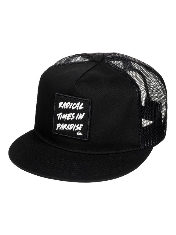 0 Troubled Nite Hat  AQYHA03615 Quiksilver