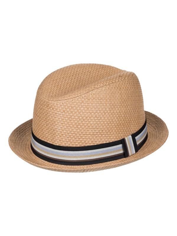 0 Chico Straw Hat  AQYHA03634 Quiksilver