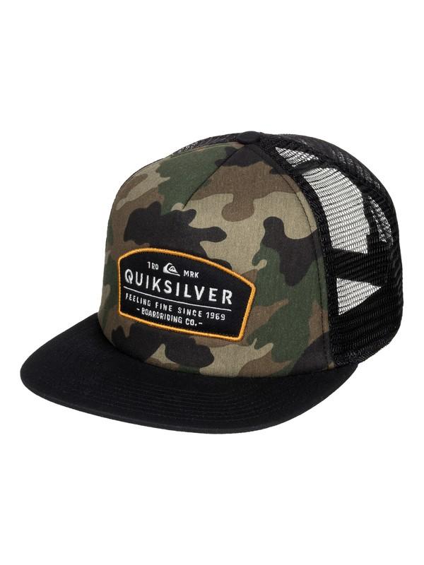 0 Reeder Hat  AQYHA03644 Quiksilver