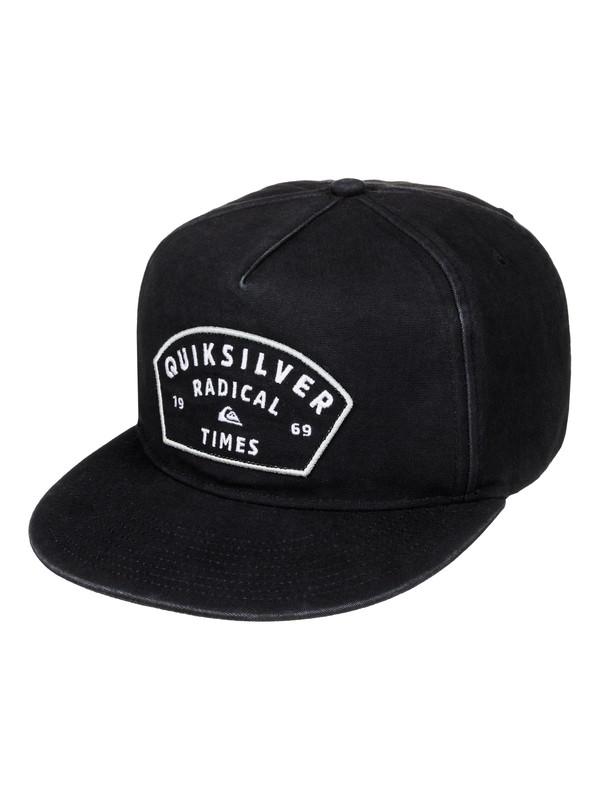 0 Sackle Snapback Hat  AQYHA03674 Quiksilver