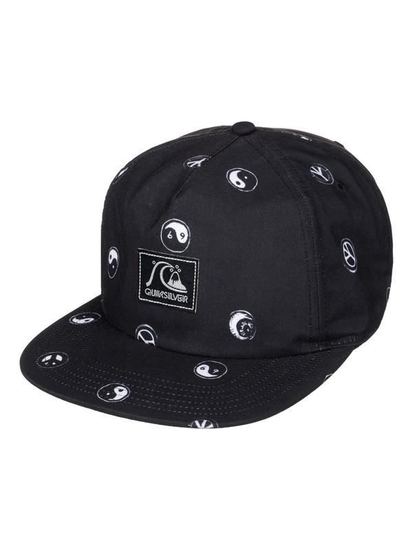 0 Freebelt Snapback Hat  AQYHA03712 Quiksilver