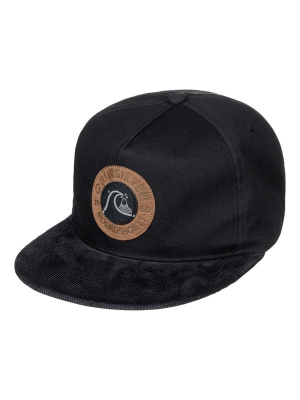 0 Braggle Rock Snapback Hat  AQYHA03714 Quiksilver