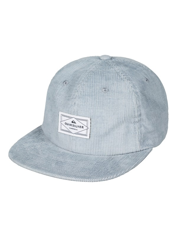 0 Clouder Snapback Hat  AQYHA03719 Quiksilver