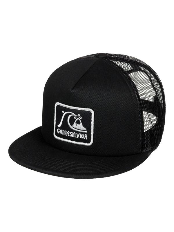 0 Graffed Trucker Hat  AQYHA03726 Quiksilver