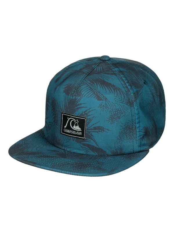 0 Bluffer Snapback Hat  AQYHA03763 Quiksilver