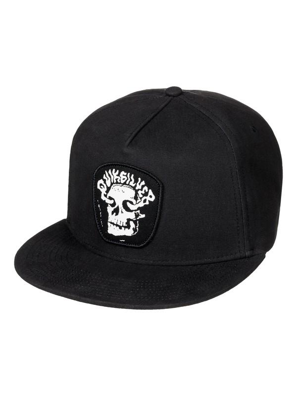 0 High Ride Snapback Hat  AQYHA03764 Quiksilver