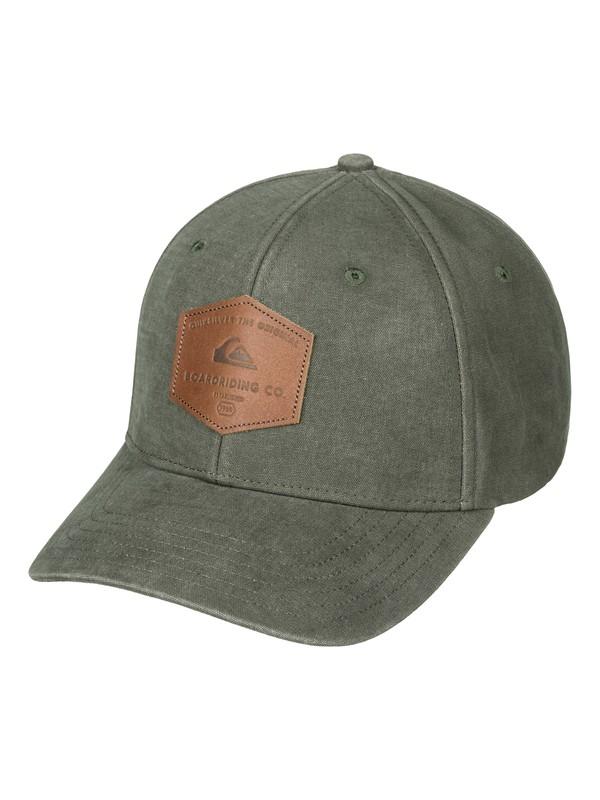 0 Linker Snapback Hat  AQYHA03768 Quiksilver