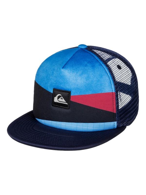 0 Boardies Trucker Hat  AQYHA03820 Quiksilver