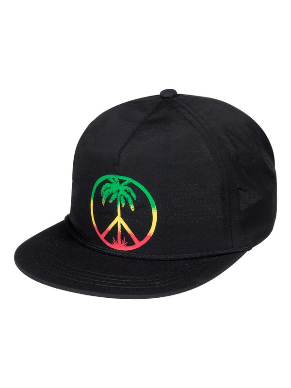0 Peace On The Beach - Gorra Ajustable  AQYHA03824 Quiksilver