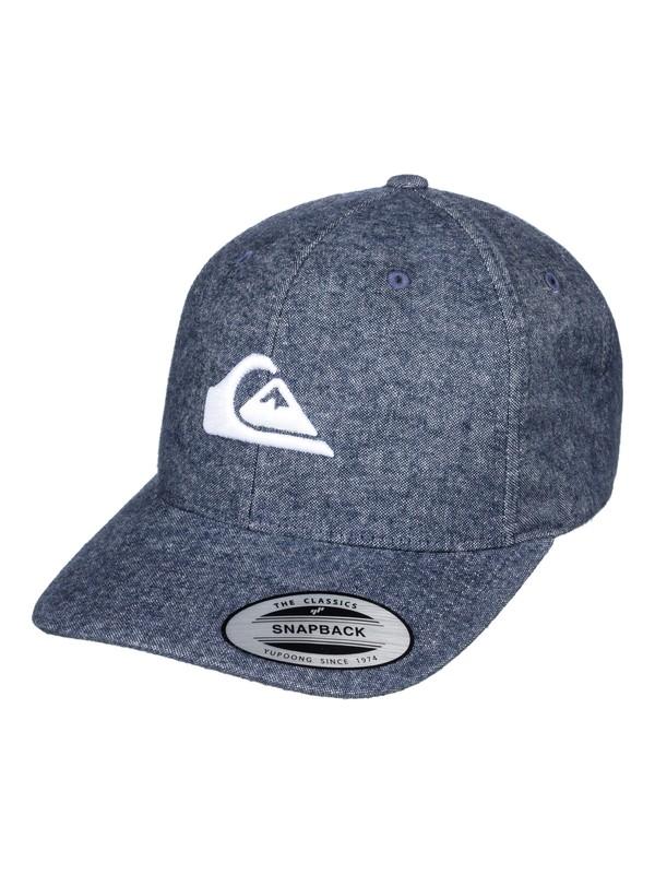 0 Decades Plus - Snapback Cap  AQYHA03838 Quiksilver
