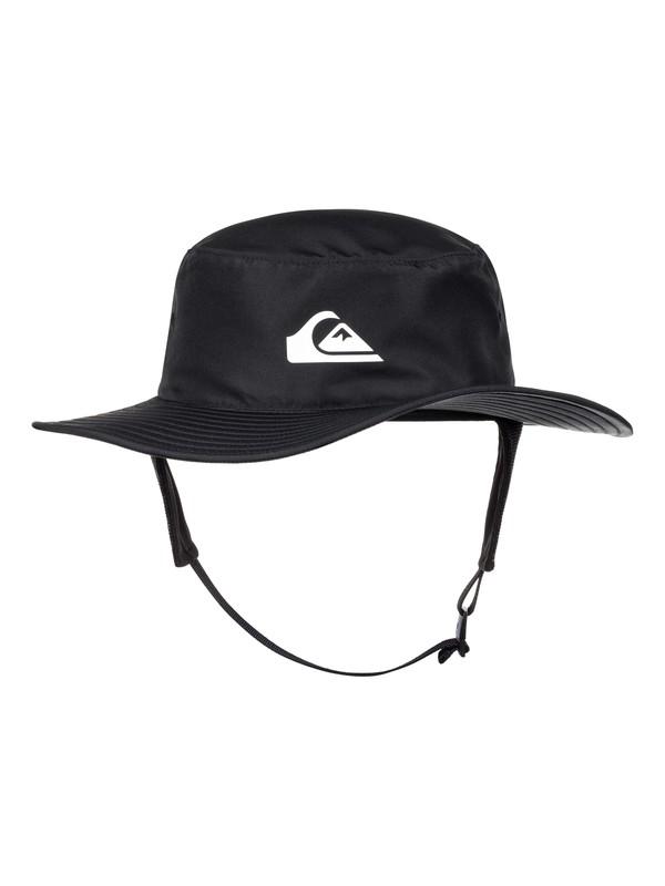 0 Bushmaster Surf Bucket Hat Black AQYHA03878 Quiksilver