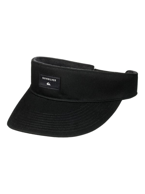 0 Men's Big Bradley Cotton Visor  AQYHA03958 Quiksilver